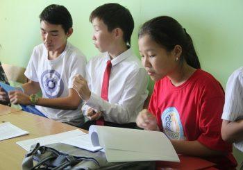 Юные инженеры защитили свои проекты в республиканском конкурсе «Я – ИНЖЕНЕР»