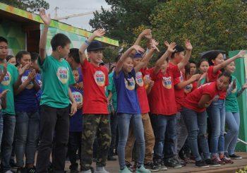 Юные КВНщики проводят уходящие летние дни в Центре отдыха и оздоровления детей «Сосновый бор»