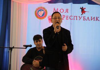 Участники смена «Моя республика» получили сегодня уникальную возможность взять мастер-класс у известных якутских певцов, музыкантов