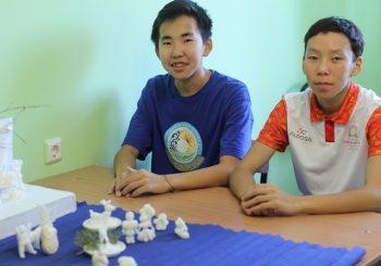 Традиции Северной резьбы как метод трудового воспитания подрастающего поколения
