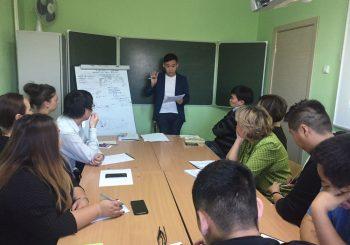 Воркшоп на тему: «Критериальное оценивание в Международном бакалавриате»