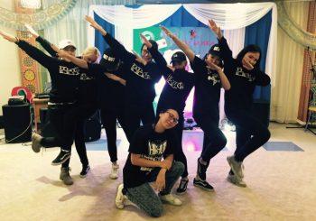 Знаменитая молодежная группа «Digit Project» оценили танцевальный конкурс «Dance battle»