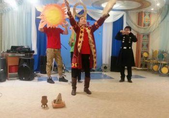 Творческие ансамбли продемонстрировали свои таланты по пяти этапам Фестиваля национальных культур