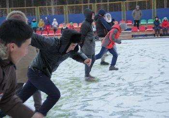 Для ребят смены «Моя республика» был «День спорта»