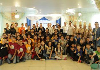 В гостях у детей смены «Моя республика» – ВИА «ДК Кулаковского» с концертом и мастер- классом!