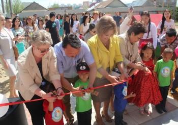 Состоялось торжественное открытие детского сада «Лингва»
