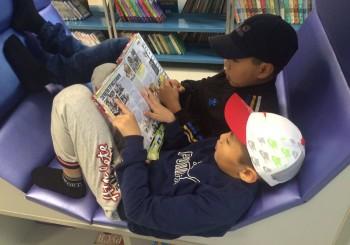 Библиотека «Созвездие» открывает детям новые горизонты интересного