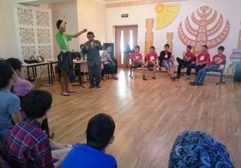 Конкурс технического творчества «Юный техник» объединил ребят духом соперничества