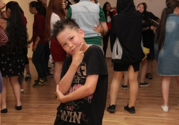 Dance battle в «Сосновом бору»