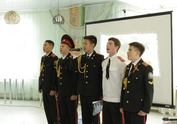 Открытие III Всероссийского слета юных полярников «Якутия – легенды и действительность»